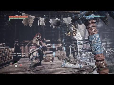 toorima's PS4 Broadcast: Horizon Zero Dawn (Mother's Heart)