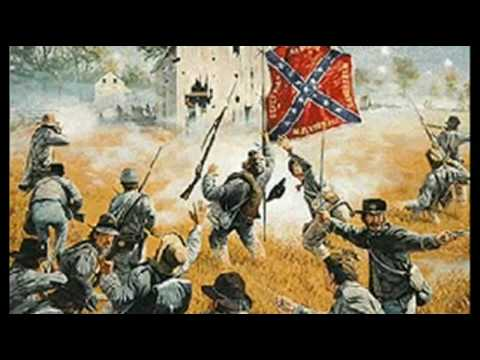 CONFEDERATE SONG ~ GOD SAVE THE SOUTH