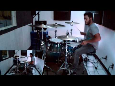 The Walking Dead Theme Song - Drum Cover by Leo Calva