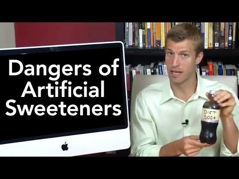 Put Down the Diet Soda! The Dangers of Artificial Sweeteners-Transformation TV-Episode #005