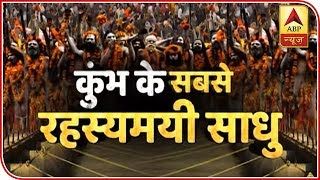 The Secret World Of 'Naga Sadhus' | Kumbh Mela 2019 | ABP News - ABPNEWSTV