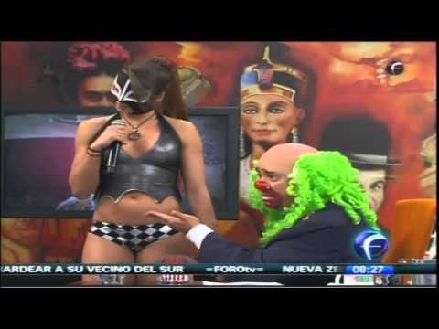La Reata de Brozo con El Matador Arturo Saldivar 22Nov2012