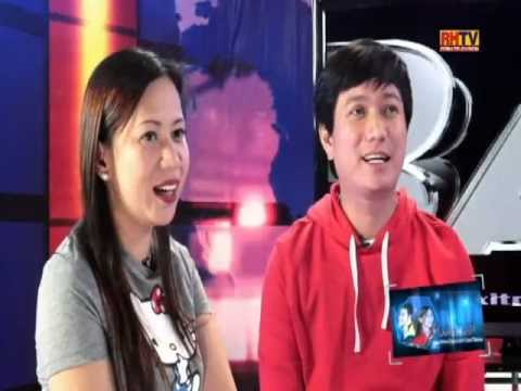 RHTV - TAMBALANG NICOLE HYALA AT CHRIS TSUPER WITH DAVID AND VINCENT - MAN-TO-MAN RELATIONSHIP