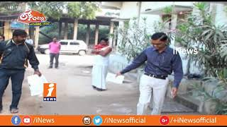 Why Vemulavada Temple Employees Internally Fighting for Power| Loguttu | iNews - INEWS