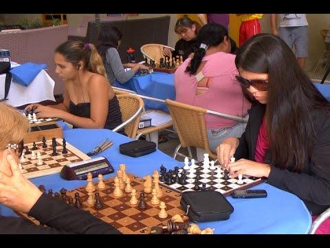 TV Costa Norte - Bertioga sedia Campeonato de Xadrez para deficientes visuais