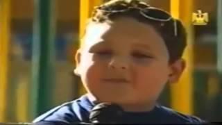 بالفيديو .. طفل يتعهد بتدليل زوجته .. ويقول نفسي أكون «دكتور أمراض نسا»