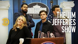 Searching for Bipartianship in Times of Unrest - The Jim Jefferies Show - COMEDYCENTRAL