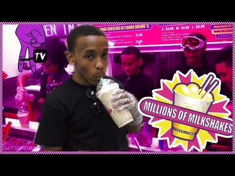 Mindless Behavior: Millions of Milkshakes - Mindless Takeover Ep 67