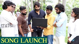 Hero Karthikeya Launch Roll Ride New Song | Vithalwadi Movie Song | TFPC - TFPC