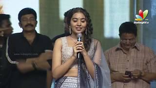 Shivatmika Rajasekhar emotional speech @ Dorasaani pre release event - IGTELUGU