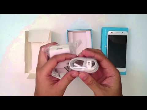 Buka kotak Huawei Honor 6