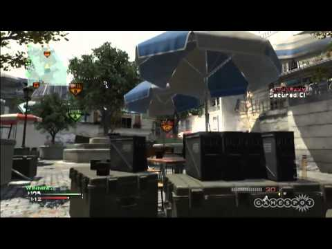 Modern Warfare 3: Domination Multiplayer Gameplay