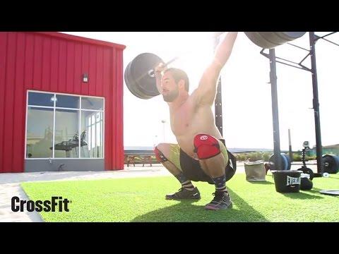 Rich Froning Reebok CrossFit Compete 6:14 shoe