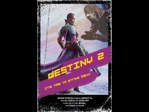 Destiny 2 - Retro Fan Trailer #MOTW