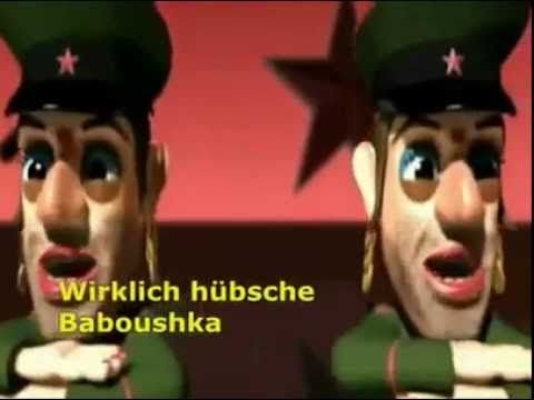 Rashni - Baboushka (mit deutschen Untertitel / with german Subtitle)