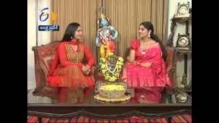Sakhi - సఖి - 21st November 2014 - ETV2INDIA