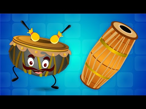Damaaram  - Children Tamil Cartoon Songs Chellame Chellam Volume 4