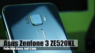 Asus Zenfone 3 Review Indonesia : Pede Naik Kasta Jadi 4 Juta