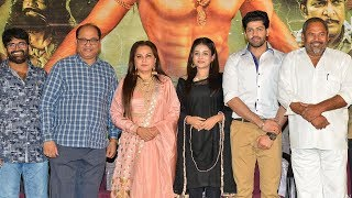 Sarabha Movie Press Meet | Jaya Prada | Aakash Sehdev | TFPC - TFPC