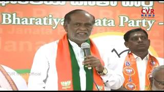 BJP Leader Laxman Responds on Telangana Election Notification | CVR News - CVRNEWSOFFICIAL