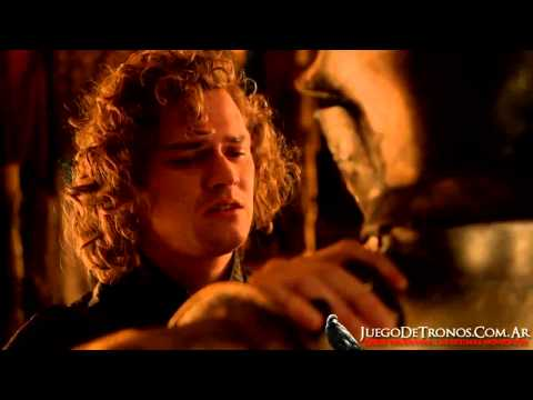 Game of Thrones Temporada 2 Escena Eliminada: Loras y Margaery (Subtitulada)