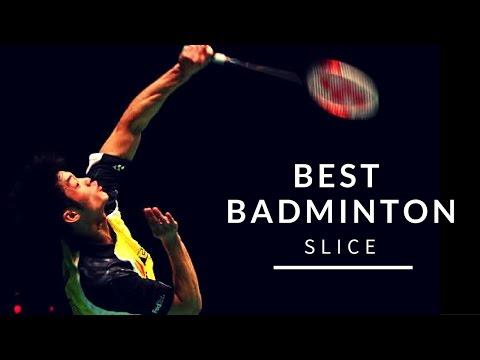 BEST BADMINTON SLICE EVER AND DECEPTIONS!