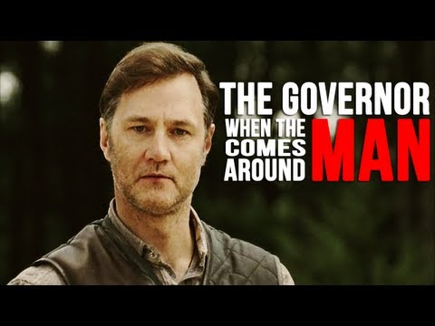 (TWD) The Governor || When The Man Comes Around