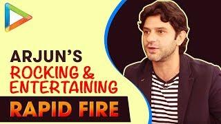 """First Crush- Amitabh Bachchan, Gay Encounter With Vikrant Massey"": Arjun Mathur | Rapid Fire - HUNGAMA"