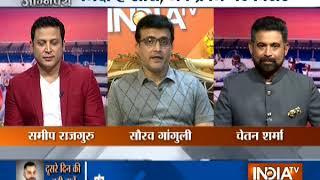 2nd Test: Kohli, Rahane fifties propel India to 172/3 after poor start on Day 2 - INDIATV