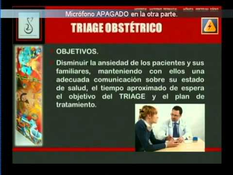 TRIAGE OBSTETRICO