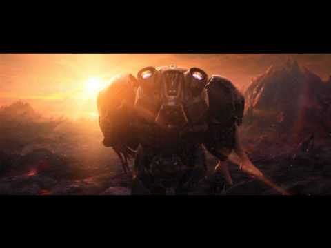 Starcraft 2 OST-The Showdown
