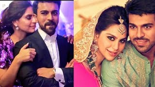 Ram Charan And Upasana Konidela Wedding Anniversary Special Photos - RAJSHRITELUGU