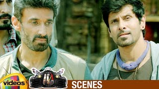 Vikram Surrenders Samantha to Goons | Ten Telugu Movie Scenes | Imman | AR Murugadoss | Mango Videos - MANGOVIDEOS