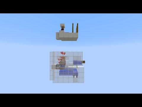 Minecraft Tutorial: Compact Villager Breeder in Minecraft 1.8