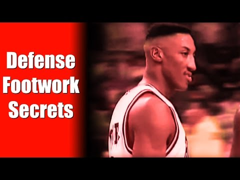 Basketball Defense Tips - Basketball Defensive Footwork Drills & Secrets