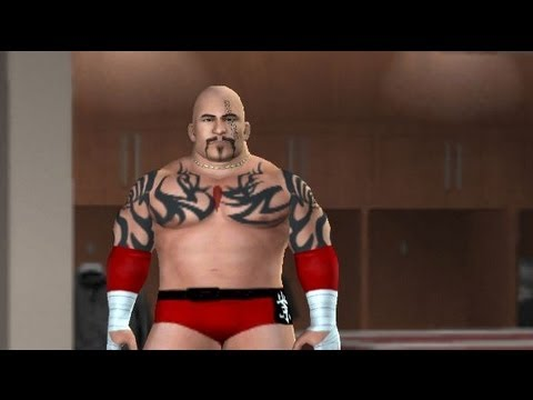 WWE 14 S.S.P LORD TENSAI CAW FORMULA PS2