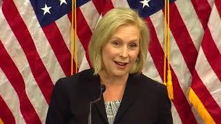 Sen. Kirsten Gillibrand calls Trump's tweet a 'sexist smear' - WASHINGTONPOST