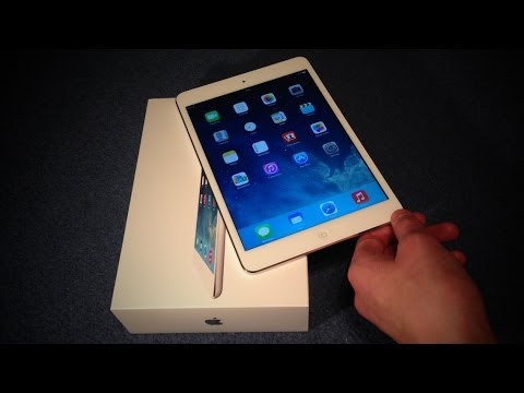 iPad Mini 2 Unboxing & Review