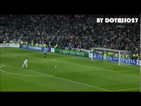 Sergio Ramos Penalty miss vs BAYERN MUNICH! 2012 HD