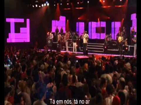 Da Cor Do Pecado - Turma do Pagode (DVD 2010 - Video Oficial) com legenda