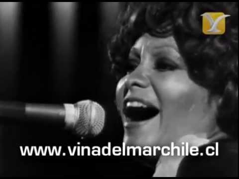 Luz Eliana, De Cara al Viento, Premiación Festival de Viña 1977