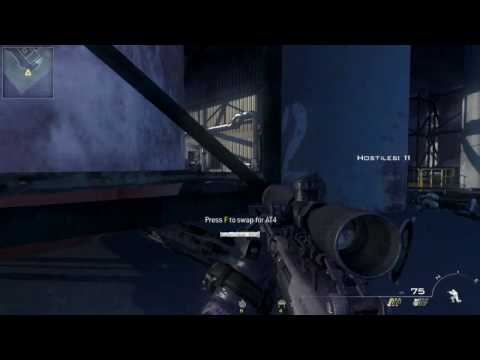 Easy Guide Walkthrough SPEC OPS Echo: ARMOR PIERCING Solo Veteran Modern Warfare 2 MW2