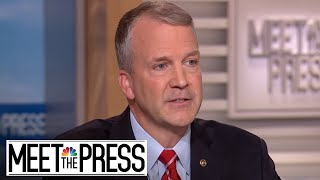 Senator Dan Sullivan: 'Putin Understands Power' | Meet The Press | NBC News - NBCNEWS