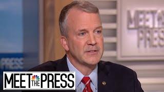 Senator Dan Sullivan: 'Putin Understands Power' | Meet The Press | NBC News - NBCNEWS