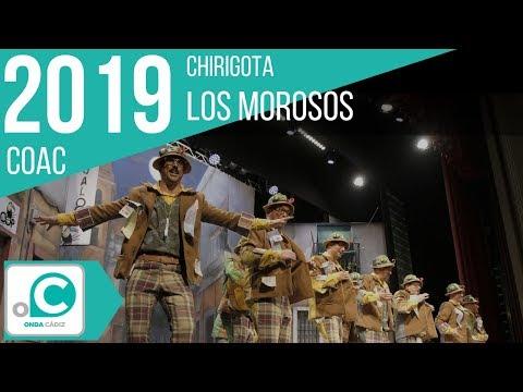 Sesión de Cuartos de final, la agrupación Los morosos actúa hoy en la modalidad de Chirigotas.