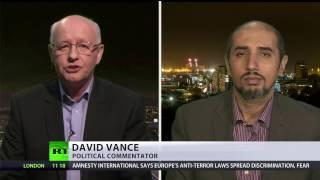 'Spread discrimination & fear': Amnesty slams 'draconian' EU anti-terrorism laws - RUSSIATODAY