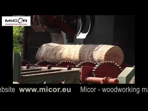 MICOR - Woodworking Machinery and Plants Made in Italy