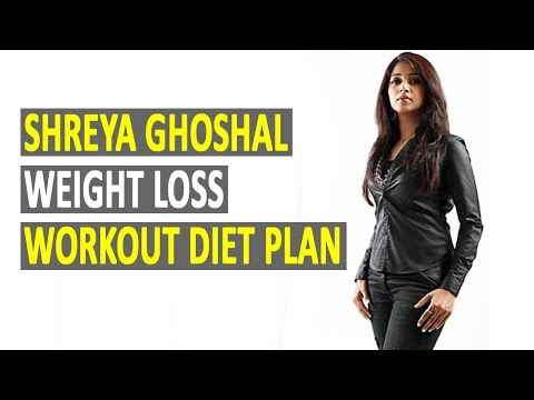 Shreya Ghoshal Weight Loss Workout Diet Plan - Health Sutra - Best Health Tips