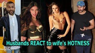 How Husbands REACTED to Sonam & Kareena's HOTNESS - IANSINDIA