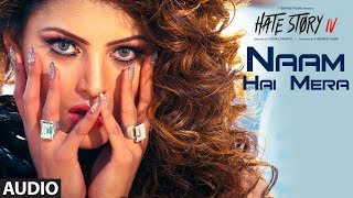 Naam Hai Mera Full Audio | Hate Story IV | Urvashi Rautela | Neeti Mohan | Tanishk Bagchi - TSERIES